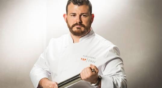 Alejandro Platero (32 años) Jefe de cocina de Macel.lum y Come & Calla. Valencia.