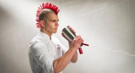 Iván Serrano (23 años). Segundo Jefe de cocina del Tierra -1* Michelin y 2 soles Repsol- Torrico,. Toledo.