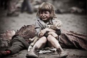 niños guerra