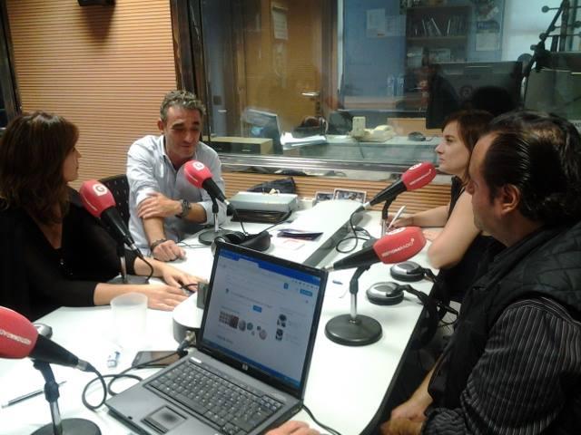 Esta es la entrevista que realicé recientemente a Carlos Jericó y a su mujer en Gestiona Radio.