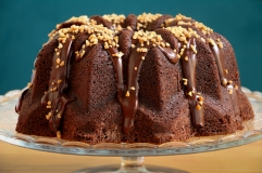 Bundt-chocolate
